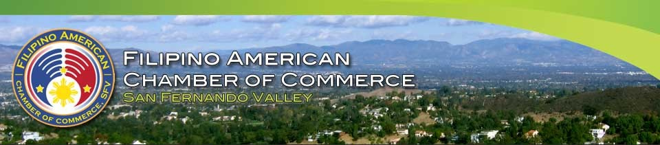 Filipino American Chamber of Commerce - SFV